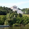 Wahalla - German Hall of Fame overlooking the Danube