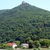 Castle ruins in the Wachau Valley