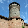 Nuremburg Emperial Castle tower