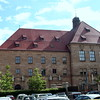 Wing of the Palace of Justice where Nuremburg War Trials took Place