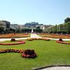 Mirabel Gardens in Salzburg