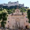 Festungsordung Fortress Overlooking Salzburg