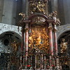 Franziskaner Church Altar in Salzburg