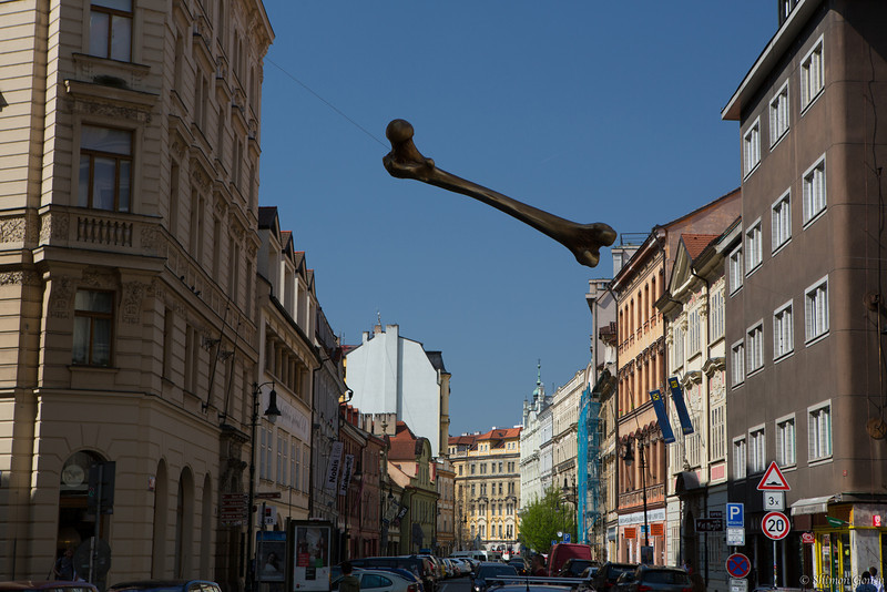 Prague famous bone :)
