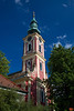 The lovely Pozarevacka Serb-Orthodox church in Szentendre.<br /> _MG_8572
