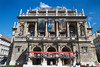 The Hungarian State Opera House is one of the best opera houses in the world (acoustically) and is one of the oldest as well.<br /> _MG_8461