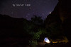 Nothing like a starry desert night. I wish I could have captured for you the symphony of the frogs and the crickets.