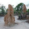 Cathedral Termite Mounds in Litchfield National Park in Northern Territory of Australia.