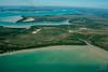 View above Port Darwin
