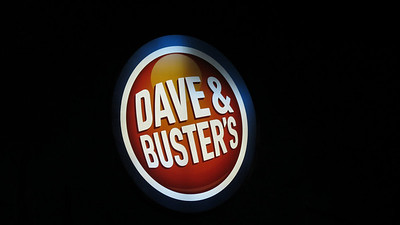 Dave & Busters New Logo - Ontario, Ca 1/10.2014