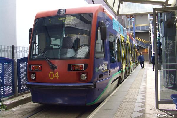 Daves Tram & Light Rail Travels