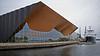 Kristiansand Opera House and ship