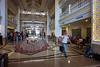 Main Reception Lobby, hotel Alva Donna, Belek, Turkey