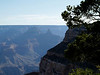 Grand Canyon in blue haze