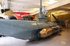 WW 2 Italian one man submarine<br /> Imperial War Museum, London