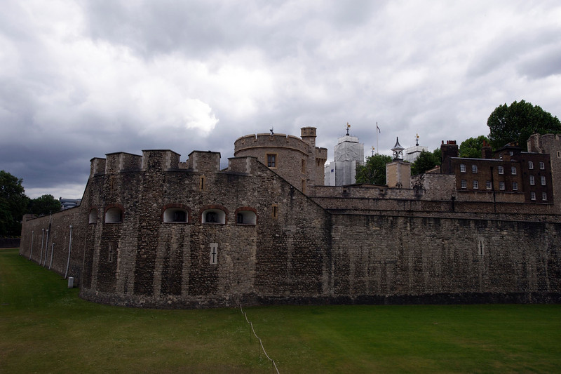 The Tower of London<br /> Home to Kings and Queens for centuries is really a castle with several towers designed to protect the Crown and treasure