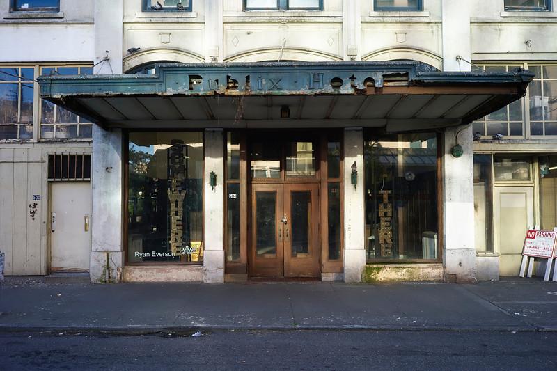 Publix Hotel, International District urban Seattle