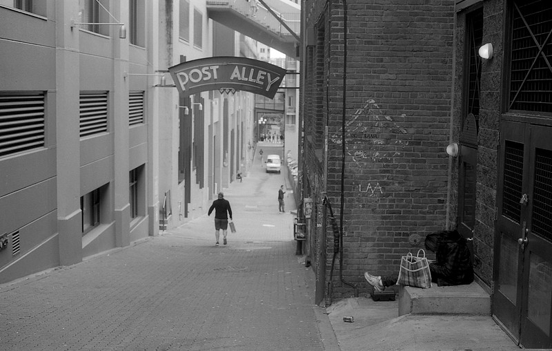 Post Alley  LAA