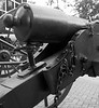 3 inch Parrott Gun from 1863. Used in the Civil War. This one located at the Chickamauga Battlefield visitor's center