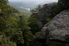 View from Lookout Mountain, Rock City outside of Chattanooga