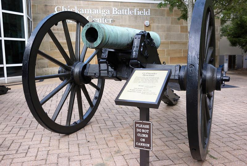 12 pound howitzer