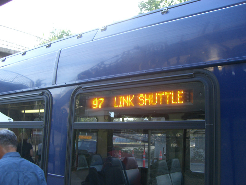 Shuttle from Union Station