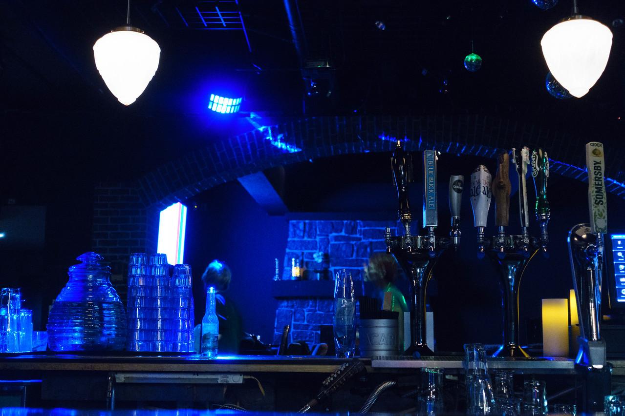 A Strange Night At Lux Lounge
