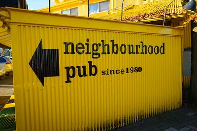 neighbourhood pub