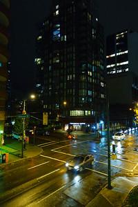 A Rainy Night On Howe St