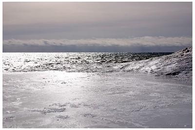 Lake Ontario From Cobourg Marina