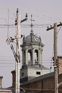 Cobourg City Hall Clock