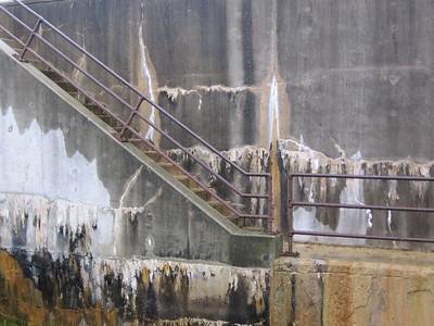 Stairwell, Lock 45