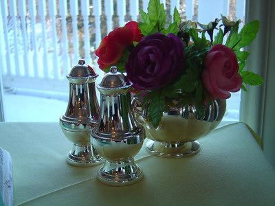 Salt, Pepper and Roses