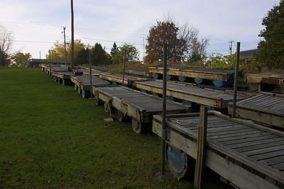 Dry-docked docks, Ennismore
