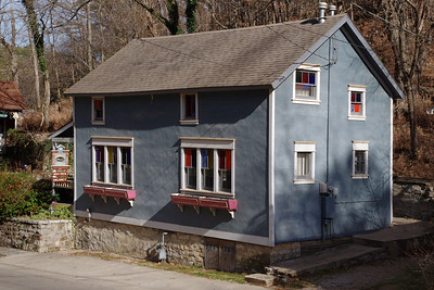 Cobbler's Cottage, Eureka Springs, Arkansas.