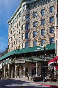 Basin Park Hotel, Eureka Springs, Arkansas.