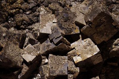Galena (lead crystals); Joplin Museum Complex.