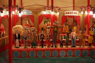 Tiny Circus. Joplin Museum Complex.