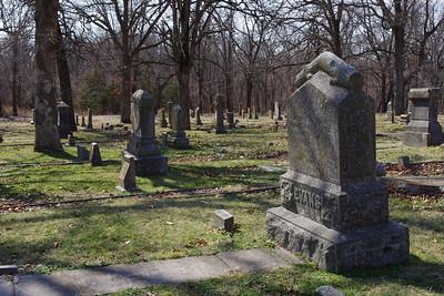 Cemetery, near Carthage, MO