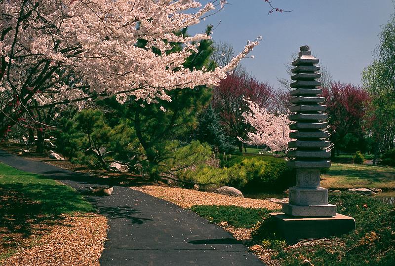 Mizumoto Japanese Stroll Garden, Springfield, MO. 2004, Springfield, MO. 2004
