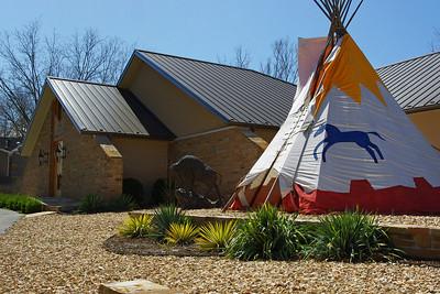 Museum of Native American History, Bentonville, Arkansas.