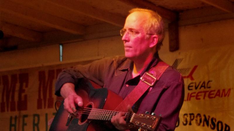 Rich Moore, Old Time Music Ozark Heritage Festival, West Plains, Missouri.  June 15, 2012.