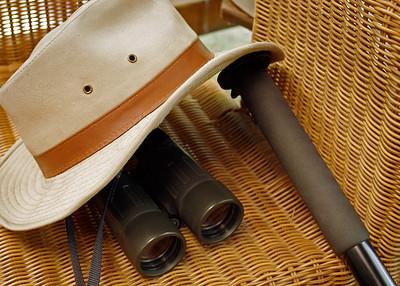Explorer's kit.