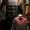 Native American dresses, Ancient Ozarks Natural History Museum at Top of the Rock near Branson, Missouri.