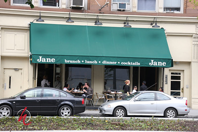 Best serviced and tasty restaurant in NYC - 'Jane' Houston St.