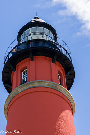 Ponce de Leon Inlet Light Station, Florida