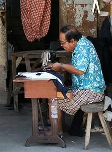 Kleermaker, Siquijor, de Filipijnen.