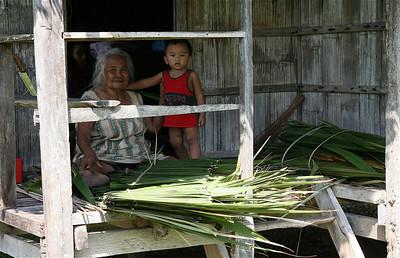 Over-over-overgrootmoeder? Siquijor, de Filipijnen.