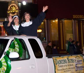 Nuns on a Truck