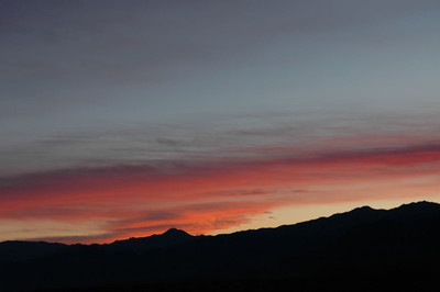 Sunset, Death Valley National Park, CA